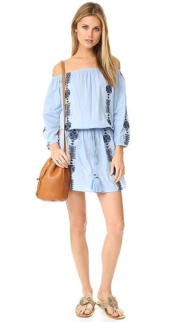 PAMPELONE Bardot Dress