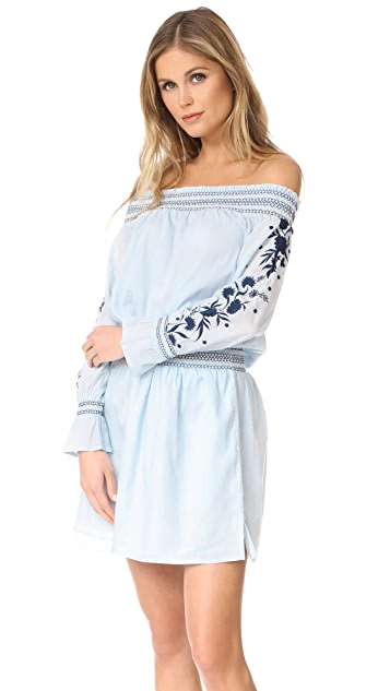 PAMPELONE Formentera Mini Dress