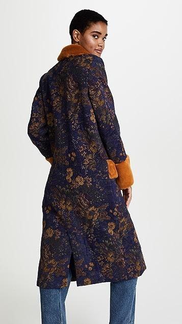 Pamplemousse Yoko Coat