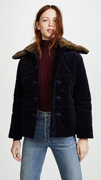 Pamplemousse Bao Puffer Jacket