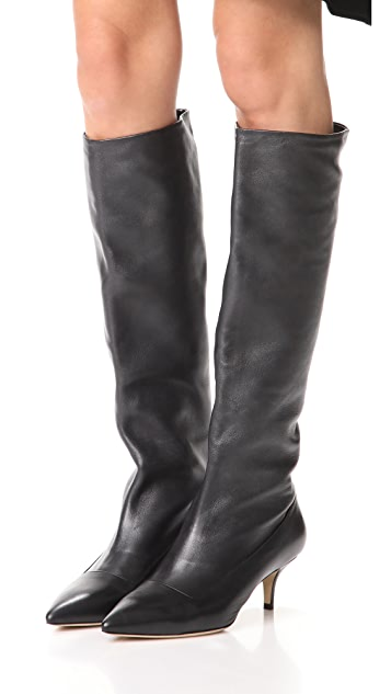 Paul Andrew Nappa Slouchy Boots