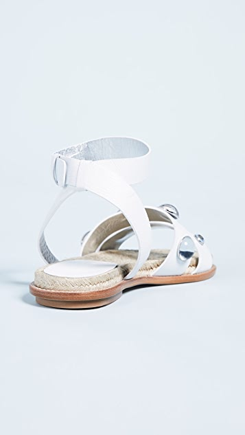 Paul Andrew Scully Stones Sandals