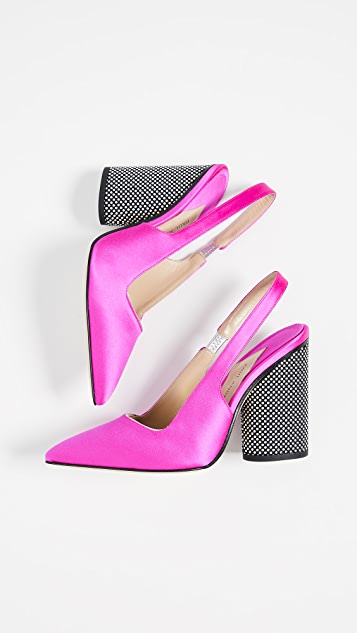 Paul Andrew Kapoor Slingback Pumps