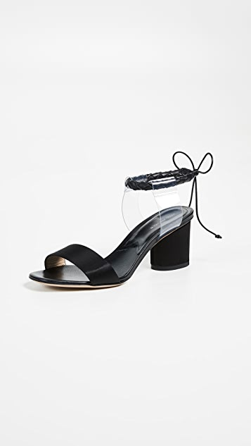 Paul Andrew Estes Sandal Pumps
