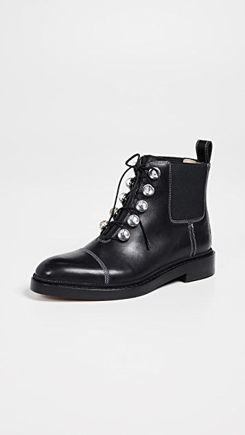 Paul Andrew Brescia Stones Boots