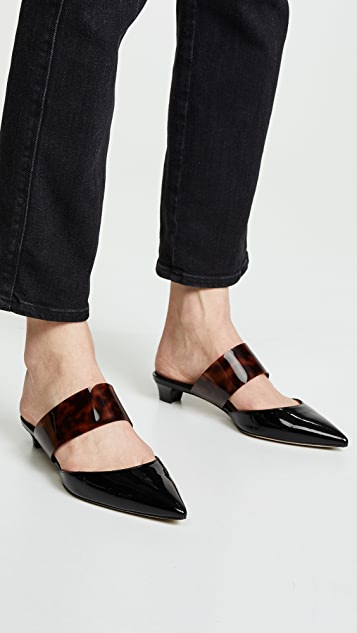 Paul Andrew Right Away Mules