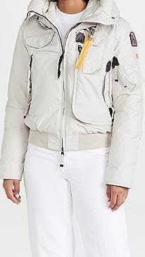파라점퍼스 자켓 Parajumpers Gobi Base Jacket,Silver-Grey