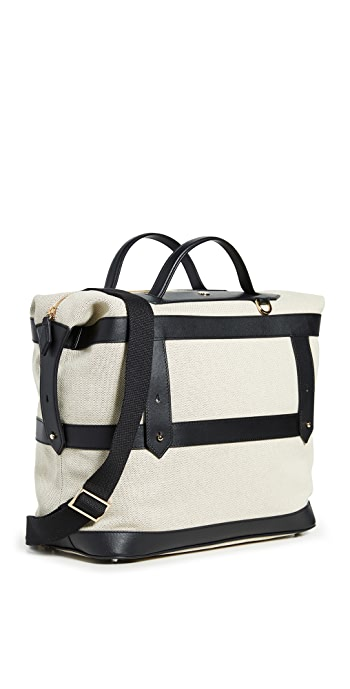 Paravel Weekender Bag - Domino Black