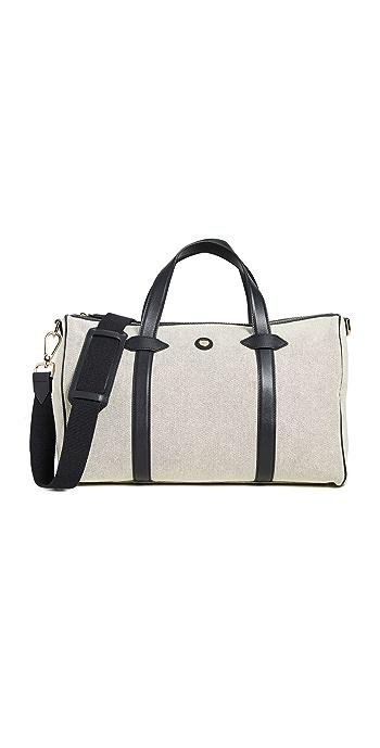 Paravel Mini Main Line Duffle Bag - Domino Black