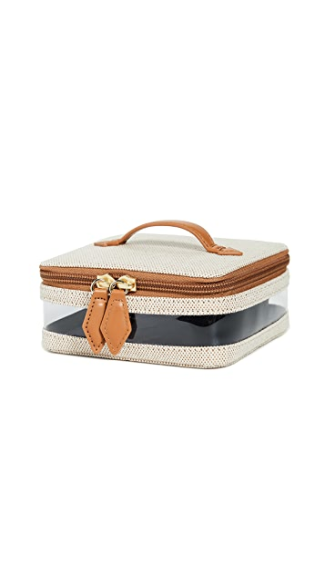 Paravel Mini See All Vanity Case