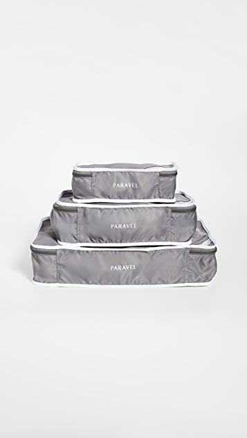 Paravel Packing Cube Trio