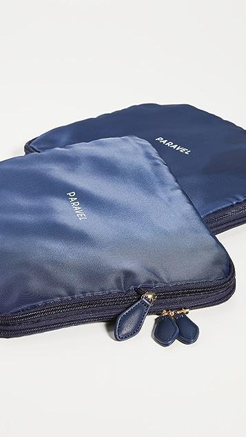 Paravel 紧凑包袋套装