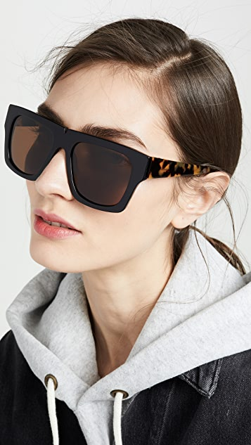 Pared Bigger & Better Sunglasses