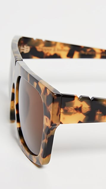 Pared Bigger & Better Sunglasses
