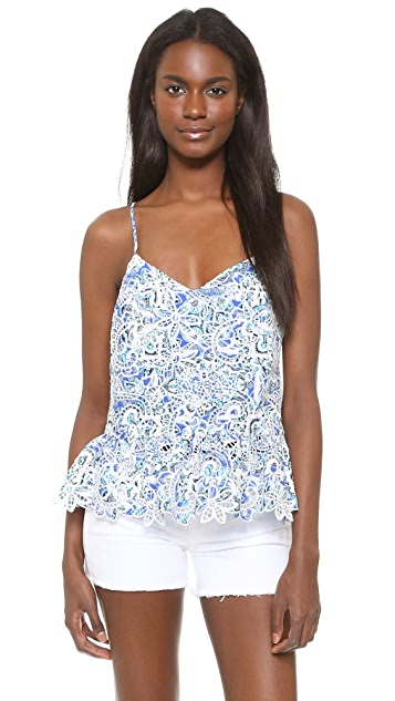 Parker Aster Lace Tank