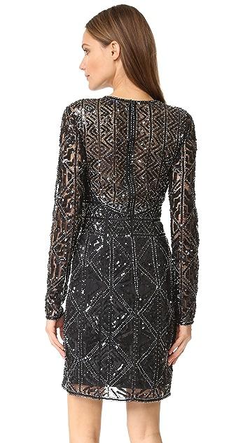 Parker Parker Black Isabelle Dress
