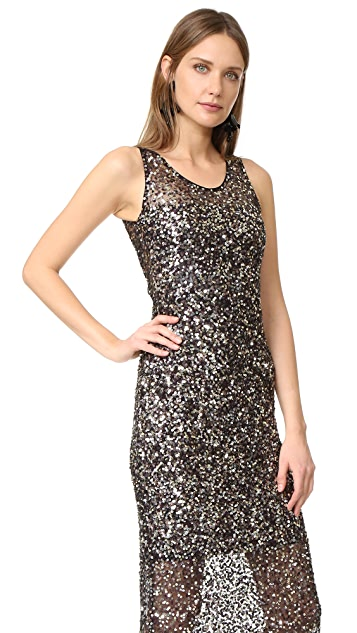 Parker Parker Black Tiffany Dress