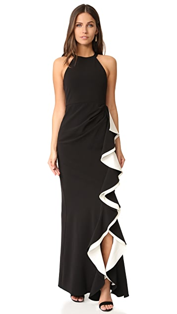 Parker Parker Black Corrine Dress