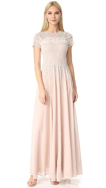 Parker Parker Black Lisa Dress