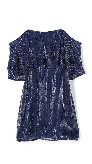 Parker Parker Black Keira Dress
