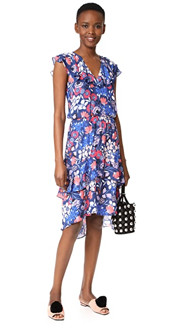 Parker Sistine Combo Dress