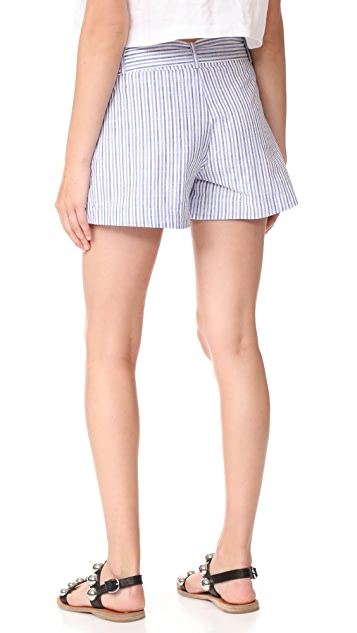 Parker Bow Shorts