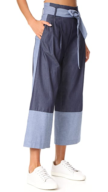 Parker Jackson Combo Pants