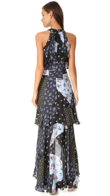 Parker Filippa Combo Dress
