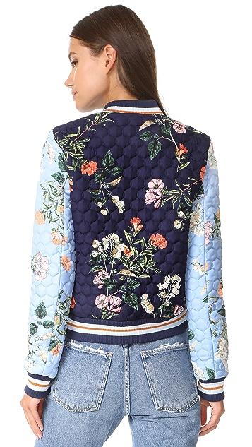 Parker Herve Combo Jacket