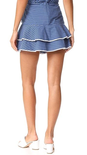 Parker Maiden Combo Skirt