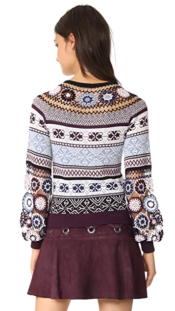 Parker Brie Knit Sweater