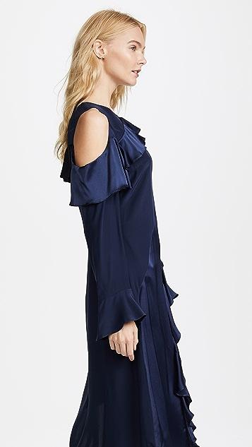 Parker Nadeen Combo Dress