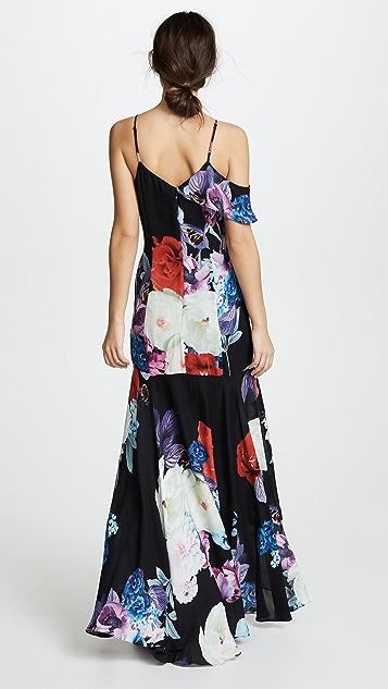 Parker Black Emilia Dress
