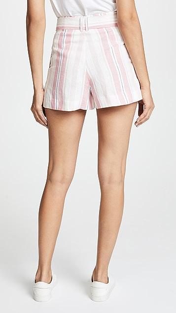 Parker Sage Shorts