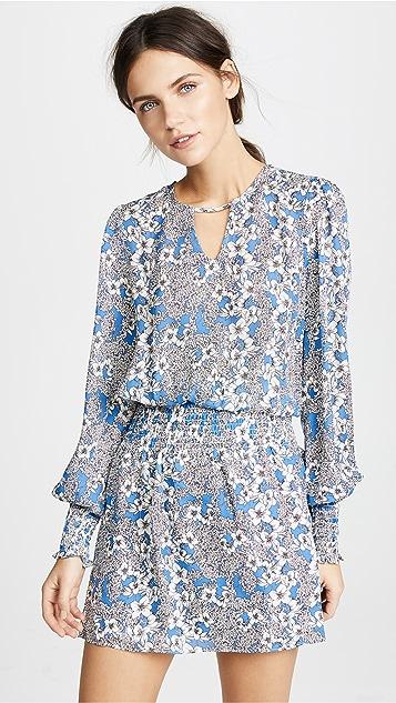 Parker Wilemina Dress - Blue Lyla