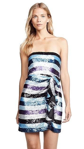 Parker Платье Bardot