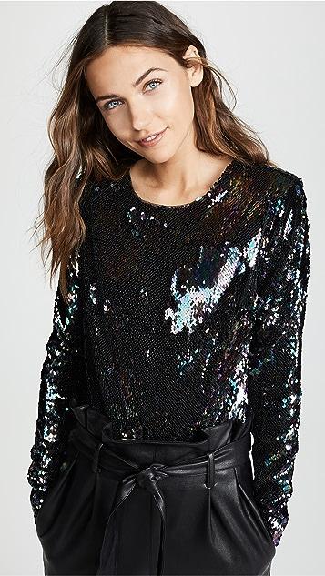 Parker Cher Combo Bodysuit