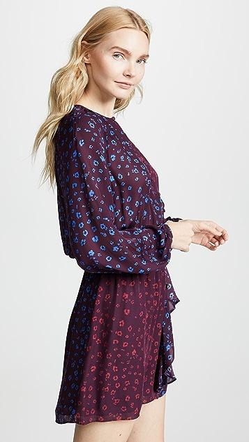 Parker Shai Combo Dress