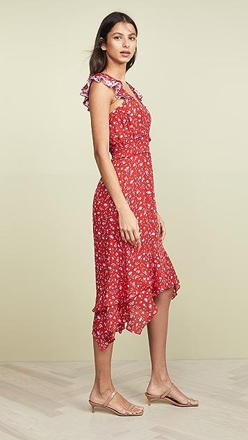 Parker Grenada Combo Dress