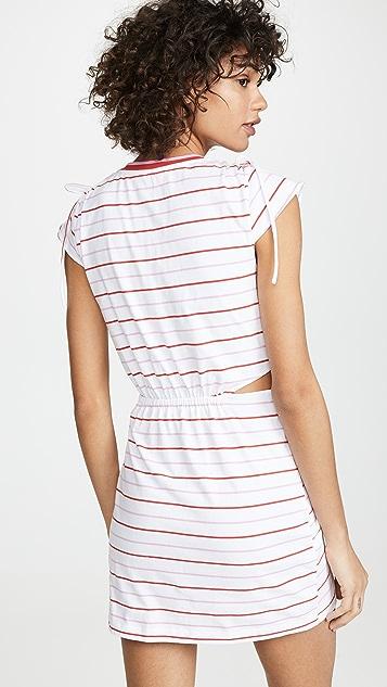 Parker Комбинированное платье Weekend Island