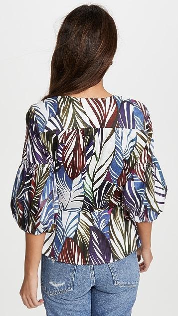 Parker Dita 女式衬衫