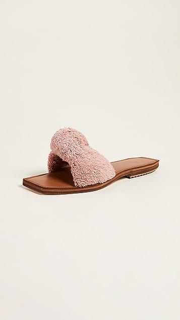 Parme Marin Node Slides - Old Pink