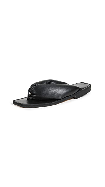 Parme Marin Flip Thong Sandals