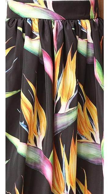 PARTYSKIRTS Bird of Paradise Skirt