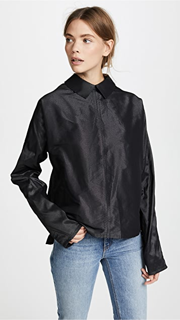 Paskal Collared Shirt with Bow