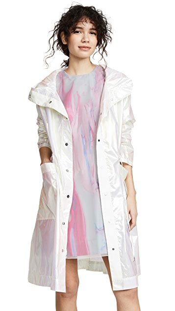 Paskal Iridescent Hooded Parka