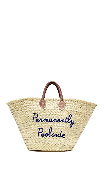 Poolside Bags Permanently Poolside Tote