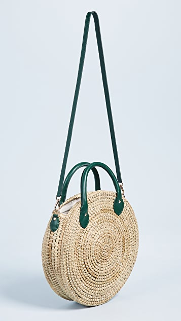 Poolside Bags Le Circle Tote Bag