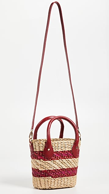 Poolside Bags The Mak Stripe Tote Bag
