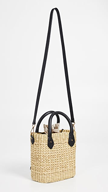 Poolside Bags Small Le Nord Bucket List Bag